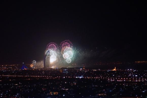 New Years in Dubai_Burj al Arab
