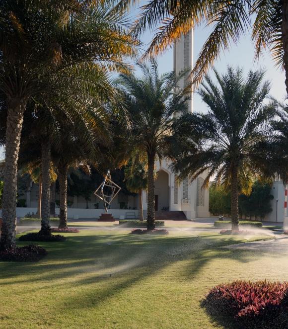 Sprinklers in Dubai