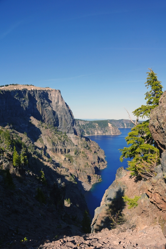 Crater Lake_Edge