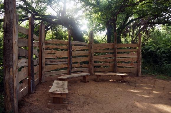 Elmer W Oliver Nature Park_Shelter