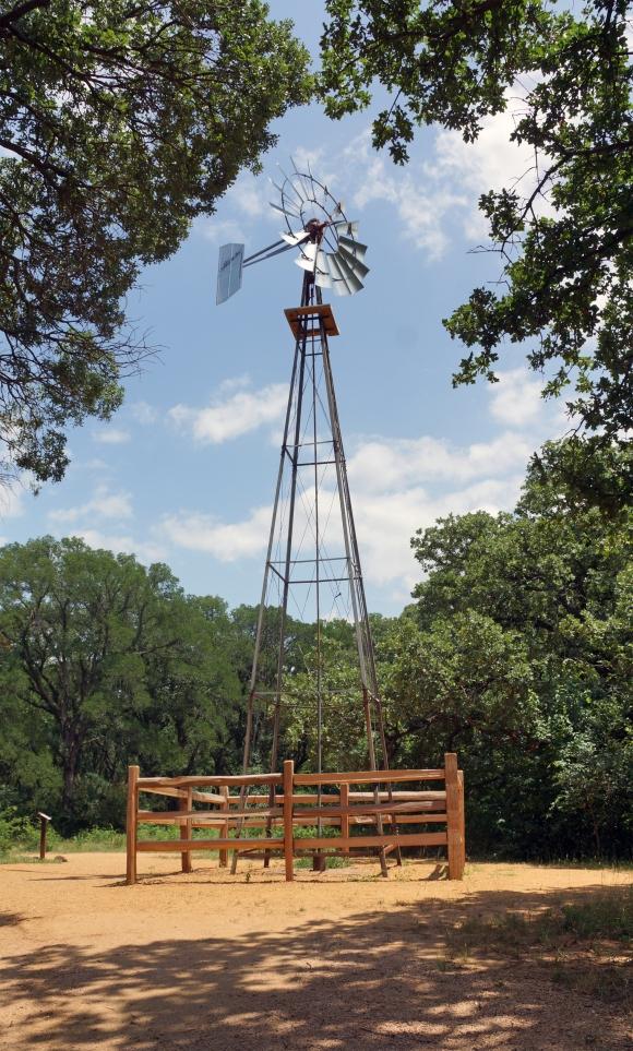 Elmer W Oliver Nature Park_Windmill