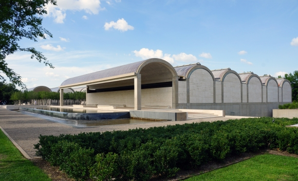 Kimbell Art Museum_Exertior_1