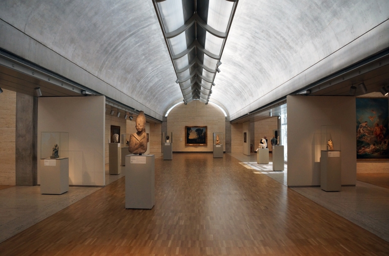 Kimbell Art Museum_Interior_Gallery 1