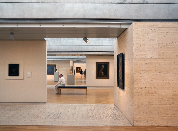 Kimbell Art Museum_Interior_Gallery 5