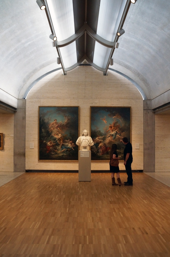 Kimbell Art Museum_Interior_Gallery 6