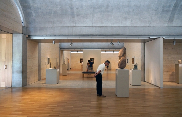 Kimbell Art Museum_Interior_Gallery 7