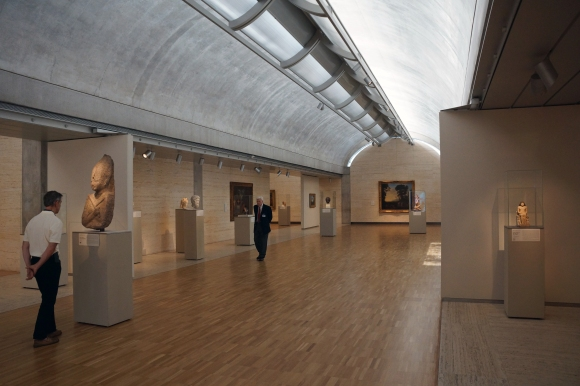 Kimbell Art Museum_Interior_Gallery 8