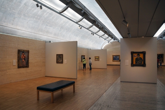 Kimbell Art Museum_Interior_Gallery 9