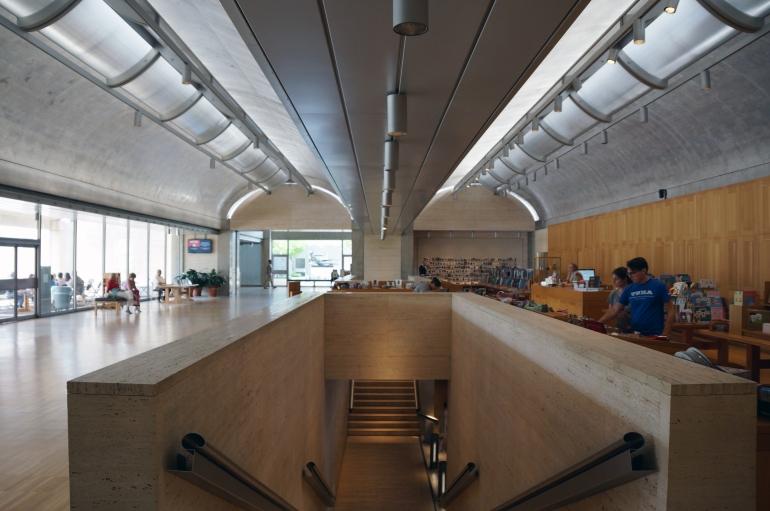Kimbell Art Museum_Interior_Gift Shop
