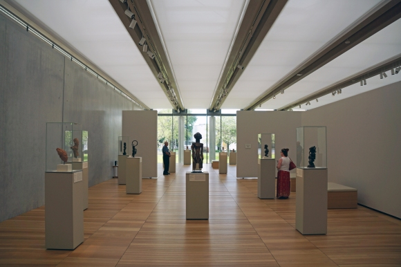 Kimbell Art Museum Addition_Gallery 1