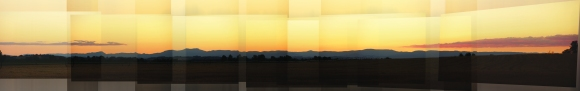 Manual Panorama_Orange Sky