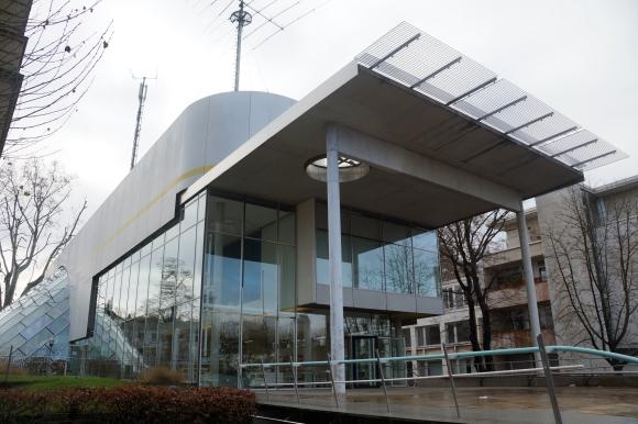 Frankfurt Germany_behnisch architekten exterior