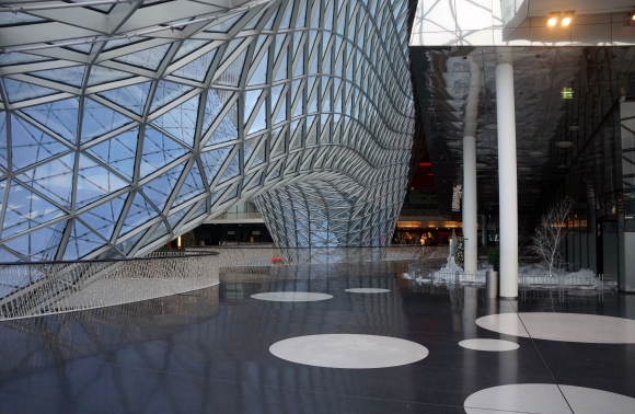 Frankfurt Germany_Myzeil_01