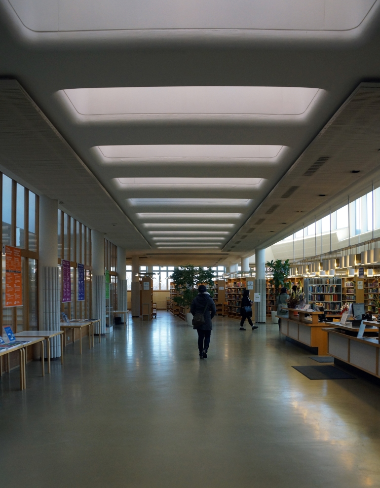 Aalto University_Library Daylighting 1