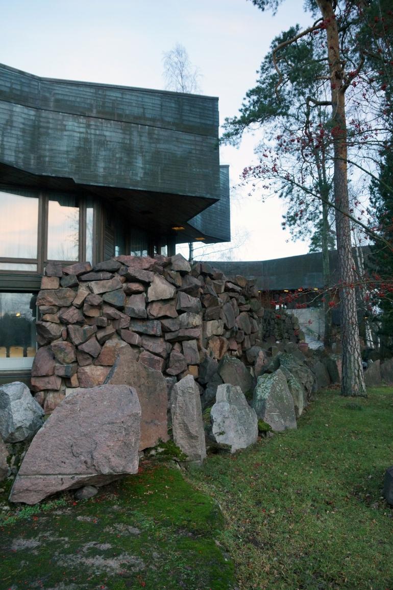 Aalto University_Student Union Exterior