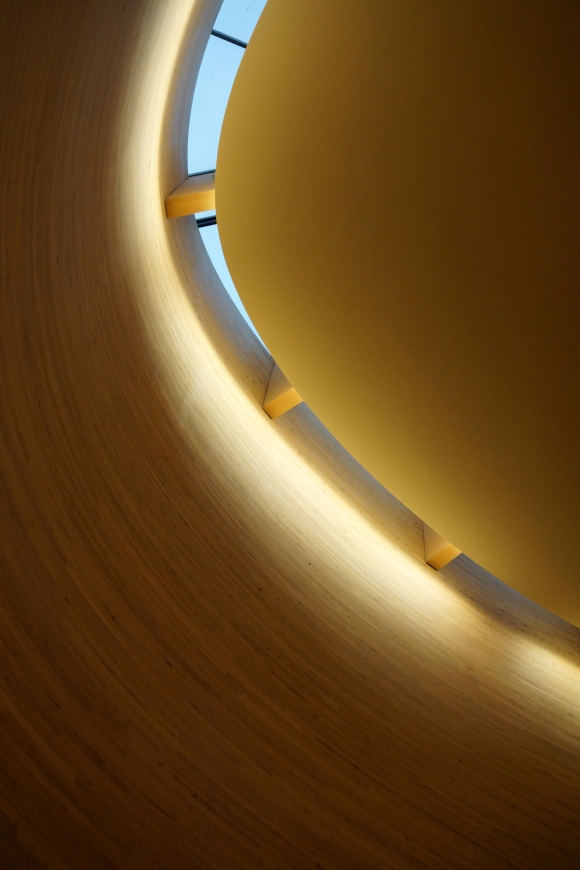 Chapel Of Silence_Daylighting Detail