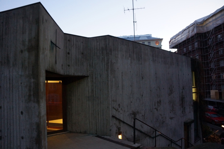 Church of the Rock_Concrete Block