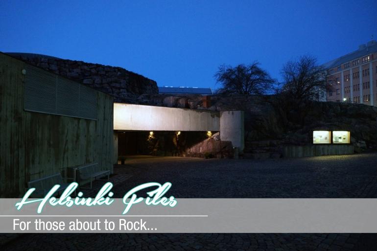 Church of the Rock_Night Exterior