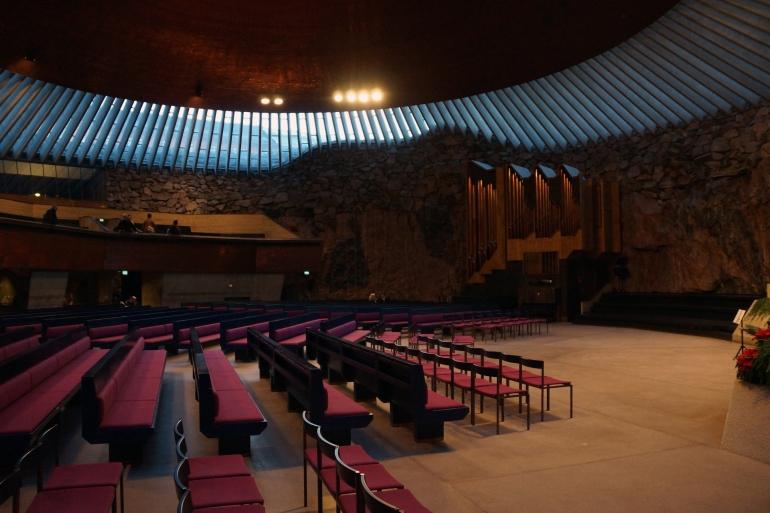 Church of the Rock_Organ