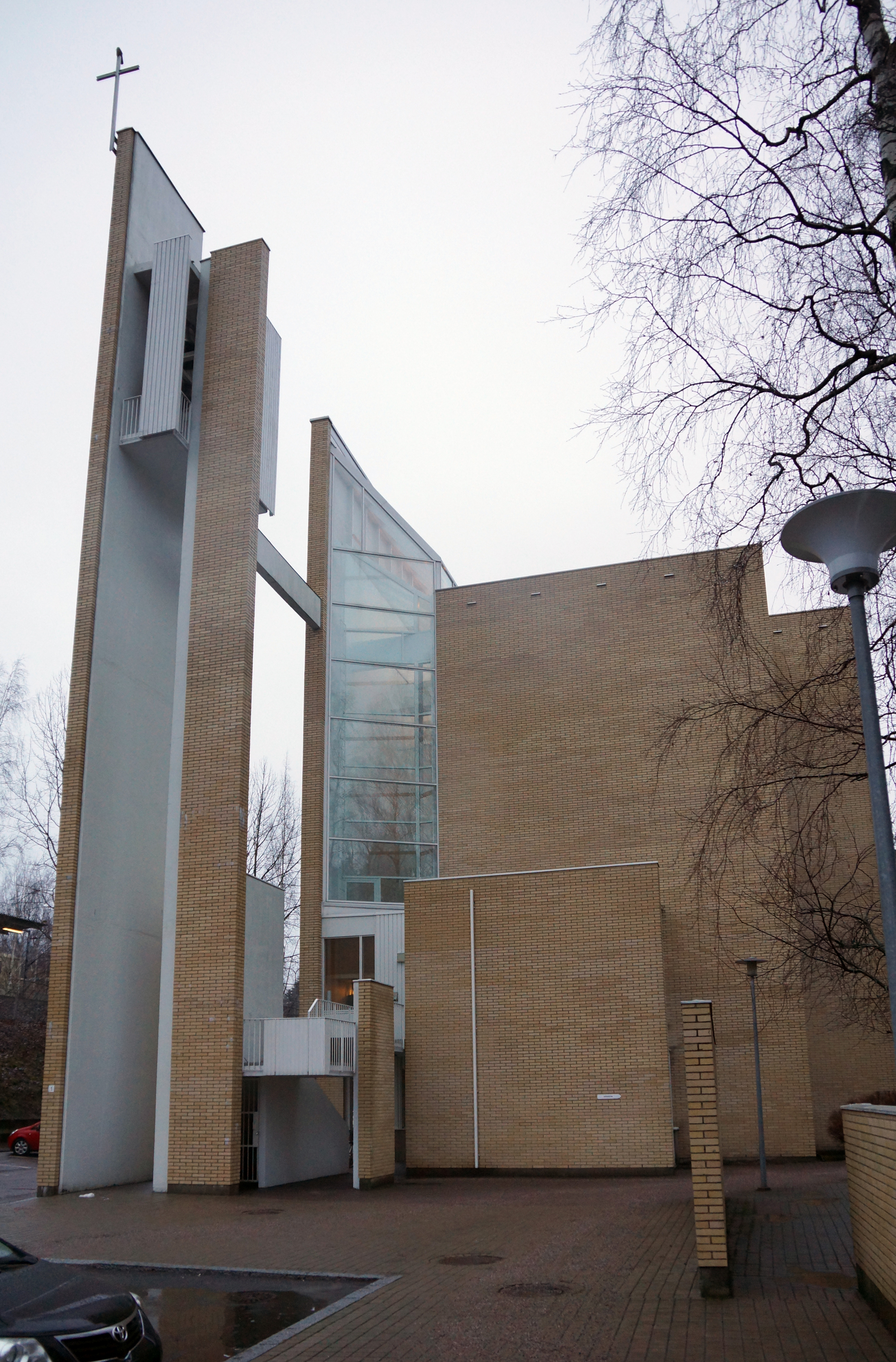 Architecture oh for Church exterior design