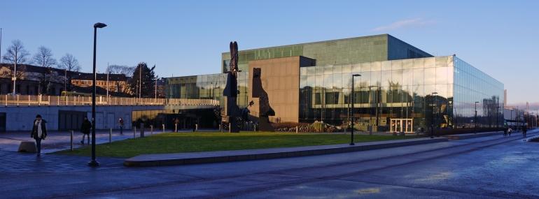 Helsinki Music Centre_Exterior Amphitheater