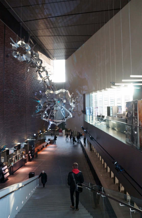 Helsinki Music Centre_Interior Lobby