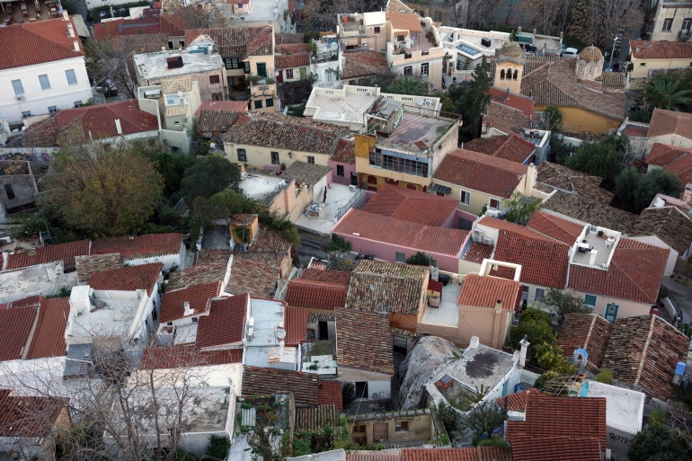 athens_greece_citybelowacropolis